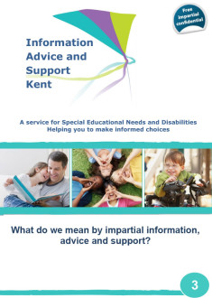 3 Impartial information advice and support 1